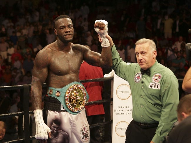 Deontay Wilder vs. Luis Ortiz Boxing Preview, Pick, Odds, Prediction - 11/4/17