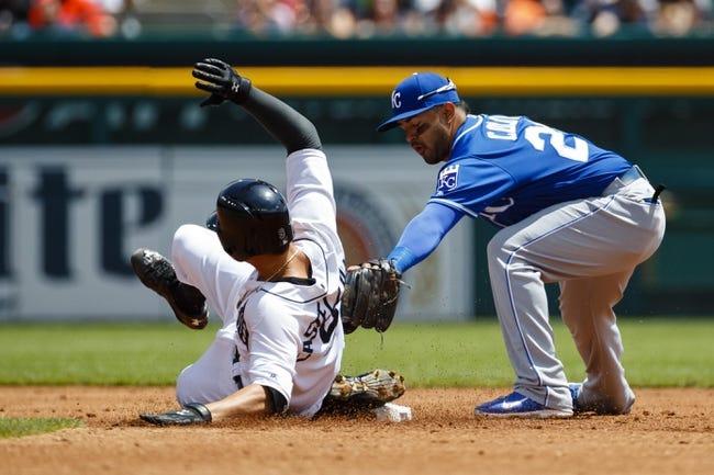 Detroit Tigers vs. Kansas City Royals - 8/15/16 MLB Pick, Odds, and Prediction