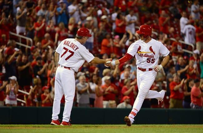 Cardinals vs. Padres - 7/21/16 MLB Pick, Odds, and Prediction