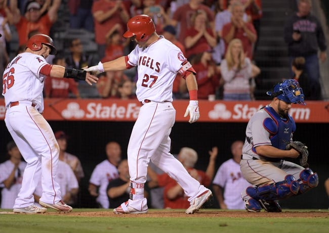 Angels vs. Rangers - 7/19/16 MLB Pick, Odds, and Prediction