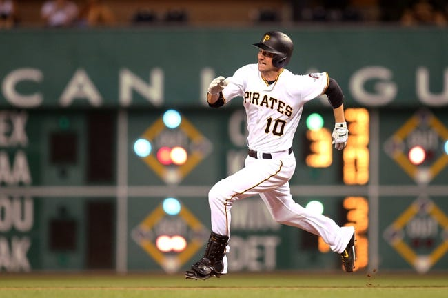 Pittsburgh Pirates vs. Milwaukee Brewers - 7/20/16 MLB Pick, Odds, and Prediction