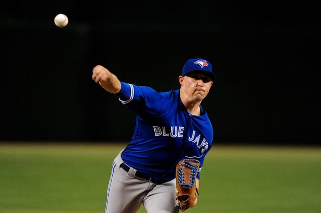 Toronto Blue Jays vs. San Diego Padres - 7/25/16 MLB Pick, Odds, and Prediction