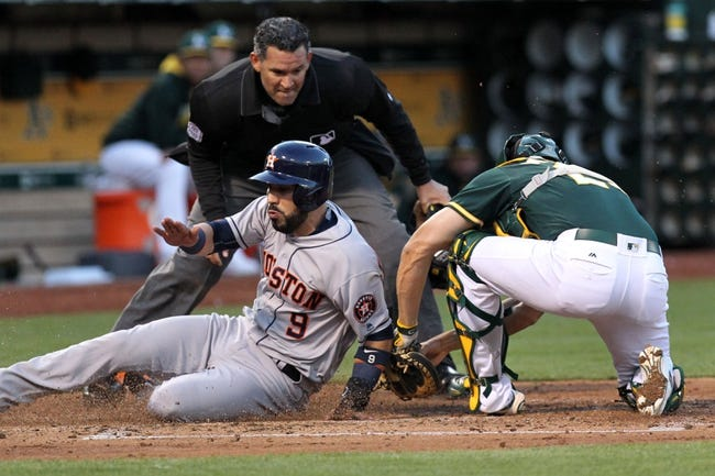 Athletics vs. Astros - 7/20/16 MLB Pick, Odds, and Prediction