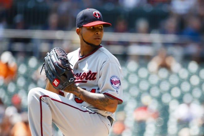 Minnesota Twins vs. Atlanta Braves - 7/26/16 MLB Pick, Odds, and Prediction