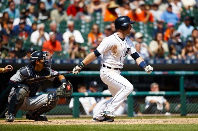 Minnesota Twins vs. Detroit Tigers - 8/23/16 MLB Pick, Odds, and Prediction