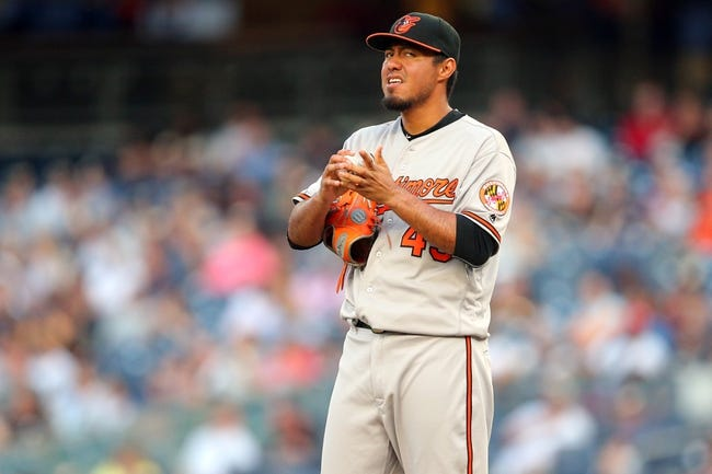 Orioles vs. Rockies - 7/25/16 MLB Pick, Odds, and Prediction