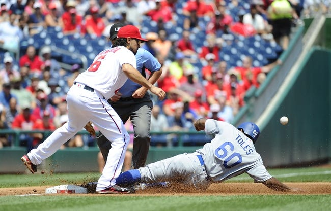 Washington Nationals vs. Los Angeles Dodgers NLDS Game One - 10/7/16 MLB Pick, Odds, and Prediction