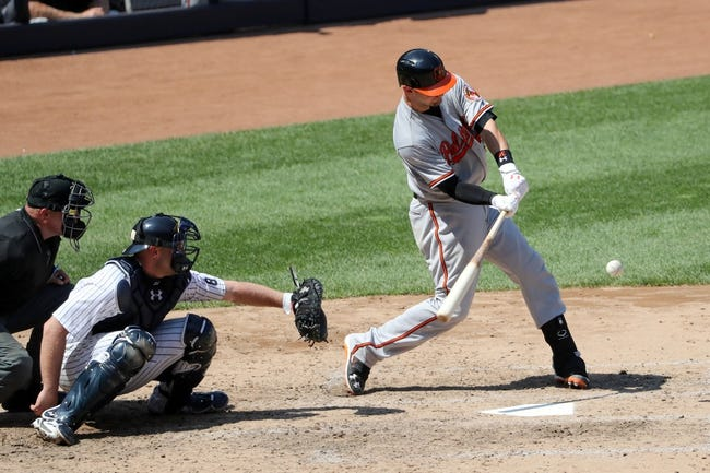 New York Yankees vs. Baltimore Orioles - 8/26/16 MLB Pick, Odds, and Prediction