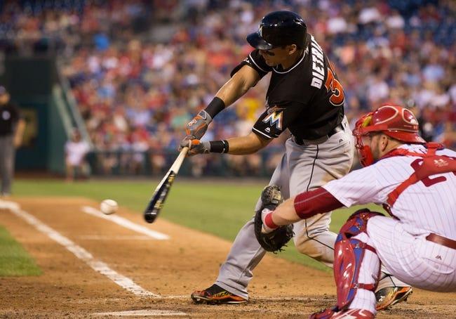 Miami Marlins vs. Philadelphia Phillies - 7/25/16 MLB Pick, Odds, and Prediction