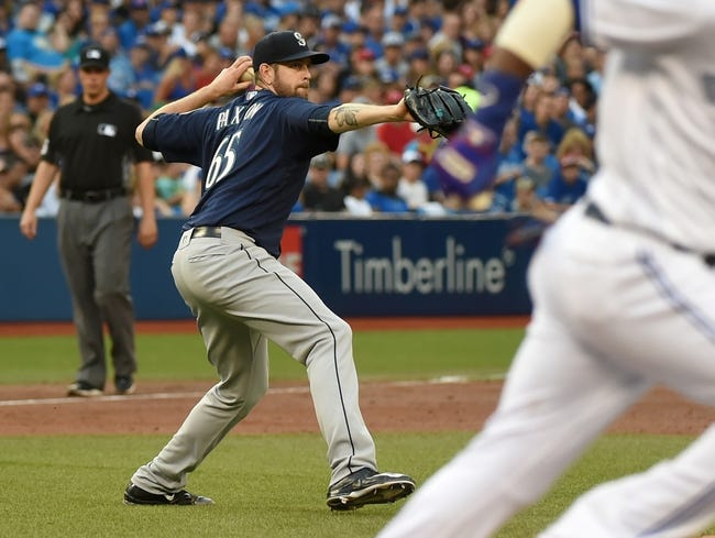 Toronto Blue Jays vs. Seattle Mariners - 7/23/16 MLB Pick, Odds, and Prediction