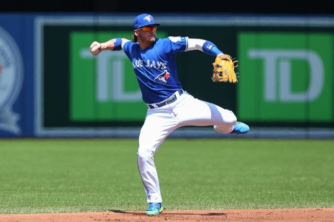 Toronto Blue Jays vs. Seattle Mariners - 7/24/16 MLB Pick, Odds, and Prediction