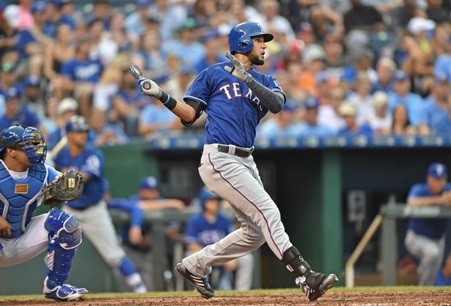 Kansas City Royals vs. Texas Rangers - 7/24/16 MLB Pick, Odds, and Prediction