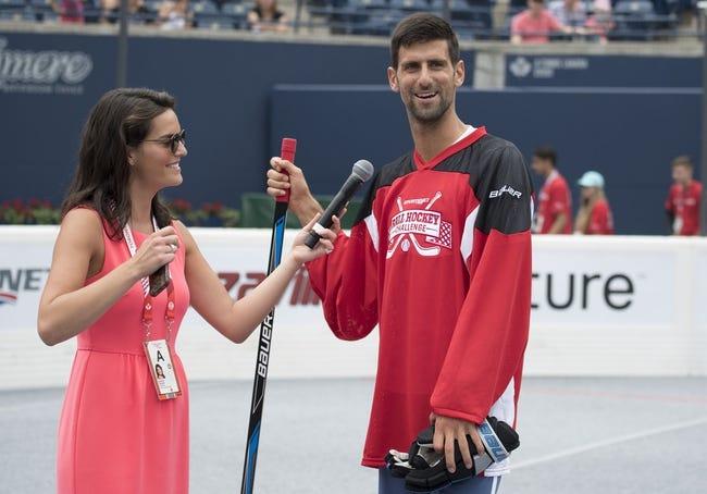 Novak Djokovic vs. Gilles Muller 2016 Rogers Cup Pick, Odds, Prediction