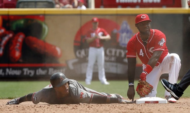 Diamondbacks vs. Reds - 8/26/16 MLB Pick, Odds, and Prediction