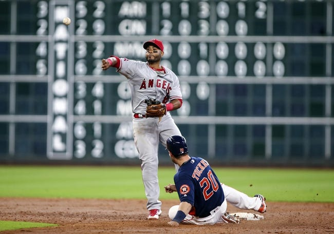 Astros vs. Angels - 9/22/16 MLB Pick, Odds, and Prediction