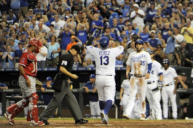 Royals vs. Angels - 7/26/16 MLB Pick, Odds, and Prediction