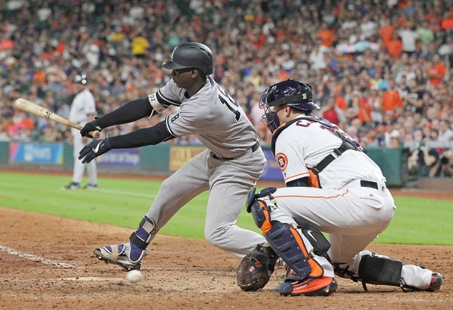 Houston Astros vs. New York Yankees ALCS Game 1 - 10/13/17 MLB Pick, Odds, and Prediction