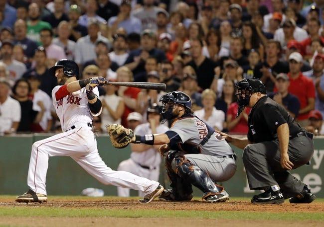 Boston Red Sox vs. Detroit Tigers - 7/27/16 MLB Pick, Odds, and Prediction