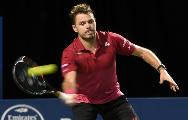Tennis | Anderson vs. Wawrinka