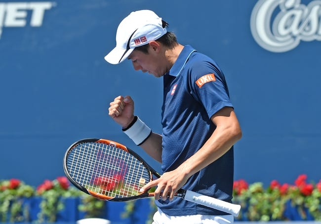 Kei Nishikori vs. Grigor Dimitrov 2016 Rogers Cup Quarterfinals Pick, Odds, Prediction