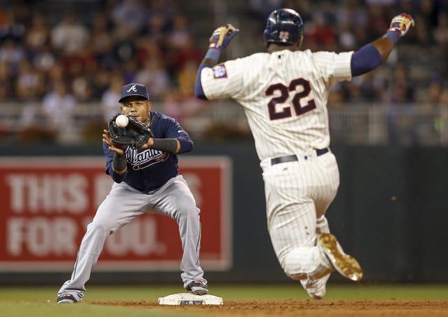 Atlanta Braves vs. Minnesota Twins - 8/16/16 MLB Pick, Odds, and Prediction