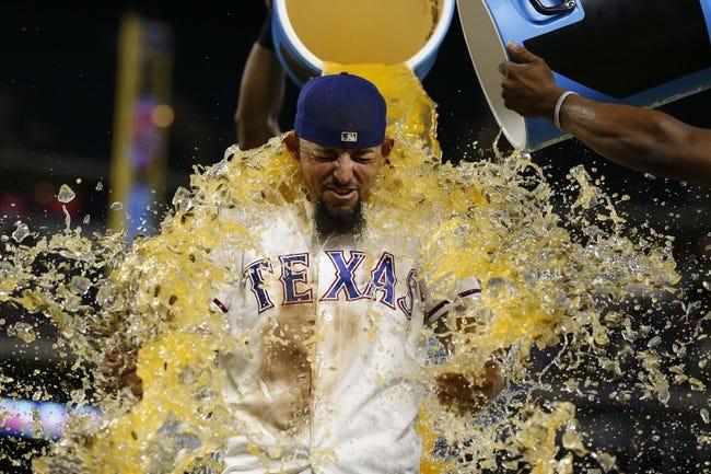 Texas Rangers vs. Kansas City Royals - 7/30/16 MLB Pick, Odds, and Prediction