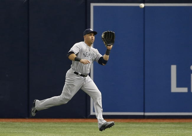 Tampa Bay Rays vs. New York Yankees - 7/31/16 MLB Pick, Odds, and Prediction