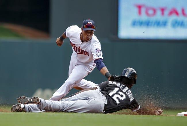 Minnesota Twins vs. Chicago White Sox - 9/1/16 MLB Pick, Odds, and Prediction