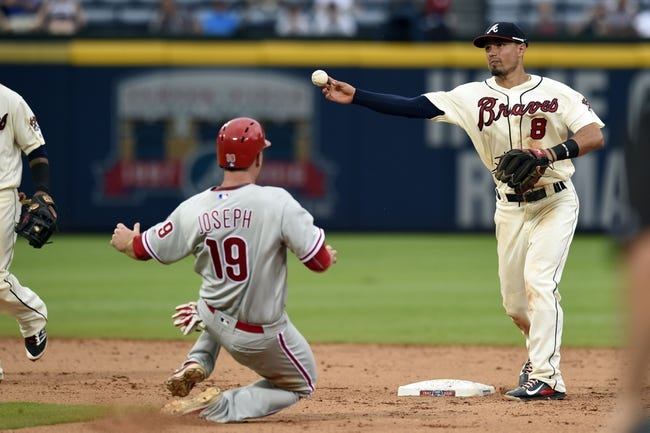 Philadelphia Phillies vs. Atlanta Braves - 9/4/16 MLB Pick, Odds, and Prediction