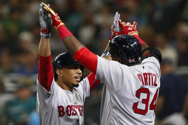 Mariners vs. Red Sox - 8/2/16 MLB Pick, Odds, and Prediction