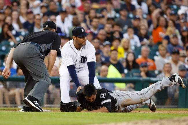 Detroit Tigers vs. Chicago White Sox - 8/3/16 MLB Pick, Odds, and Prediction