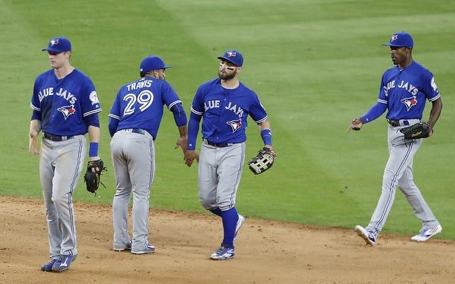 Houston Astros vs. Toronto Blue Jays - 8/3/16 MLB Pick, Odds, and Prediction