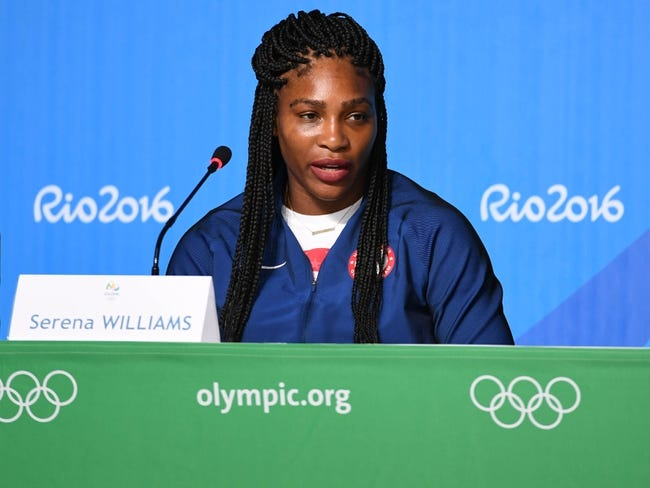 Serena Williams vs. Daria Gavrilova 2016 Rio Summer Olympics Pick, Odds, Prediction
