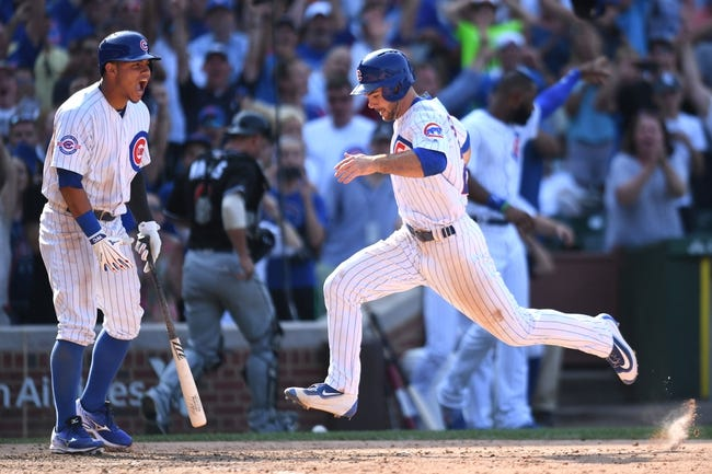 Bryant, Almora homer to lead Cubs