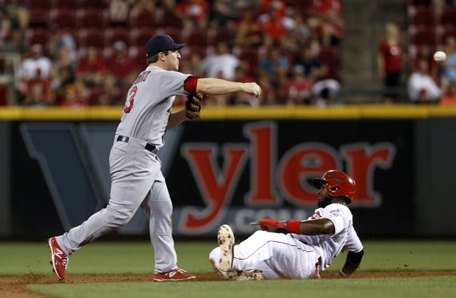 Cincinnati Reds vs. St. Louis Cardinals - 8/4/16 MLB Pick, Odds, and Prediction
