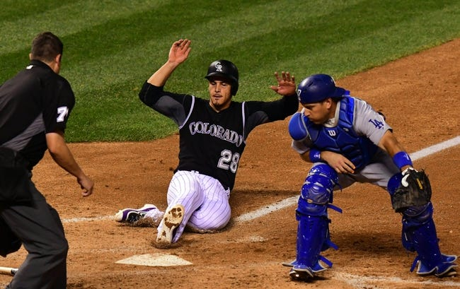 Rockies vs. Dodgers - 8/4/16 MLB Pick, Odds, and Prediction