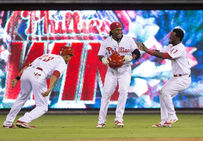Philadelphia Phillies vs. San Francisco Giants - 8/4/16 MLB Pick, Odds, and Prediction