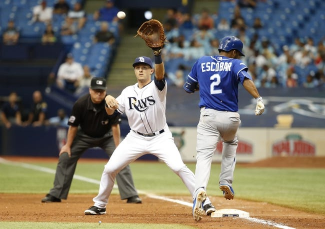 Archer, 3 homers help Rays beat Royals 12-1