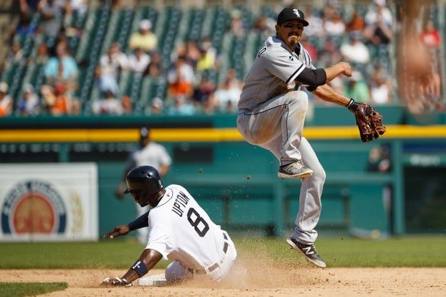 Detroit Tigers vs. Chicago White Sox - 8/29/16 MLB Pick, Odds, and Prediction