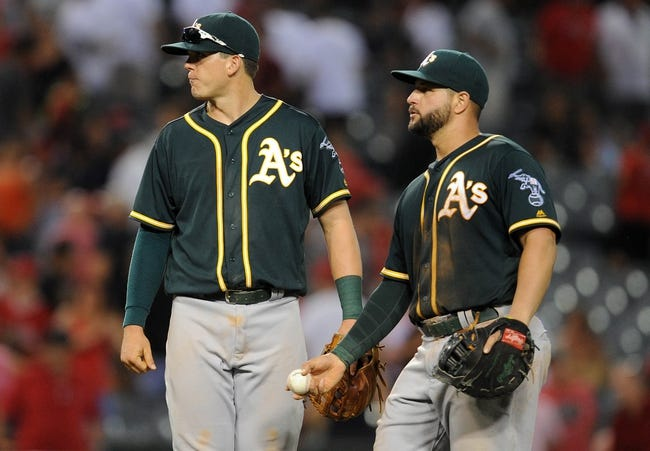 Athletics vs. Angels - 9/6/16 MLB Pick, Odds, and Prediction