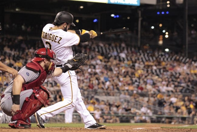 Pittsburgh Pirates vs. Cincinnati Reds - 8/7/16 MLB Pick, Odds, and Prediction