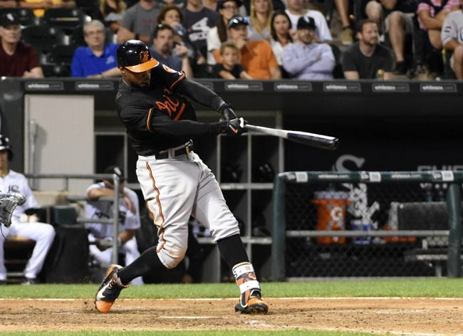 Chicago White Sox vs. Baltimore Orioles - 8/6/16 MLB Pick, Odds, and Prediction