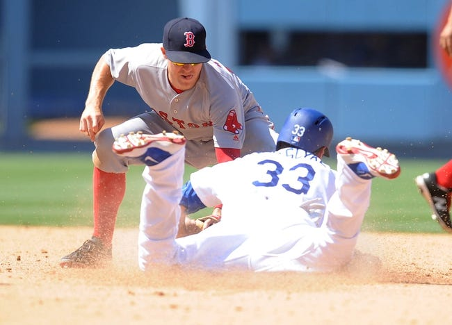 Los Angeles Dodgers vs. Boston Red Sox - 8/7/16 MLB Pick, Odds, and Prediction