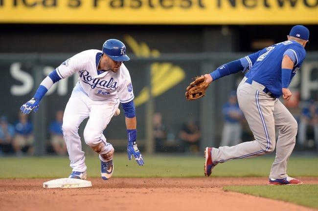 Kansas City Royals vs. Toronto Blue Jays - 8/7/16 MLB Pick, Odds, and Prediction