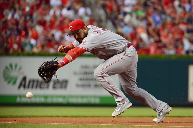 St. Louis Cardinals vs. Cincinnati Reds - 8/9/16 MLB Pick, Odds, and Prediction