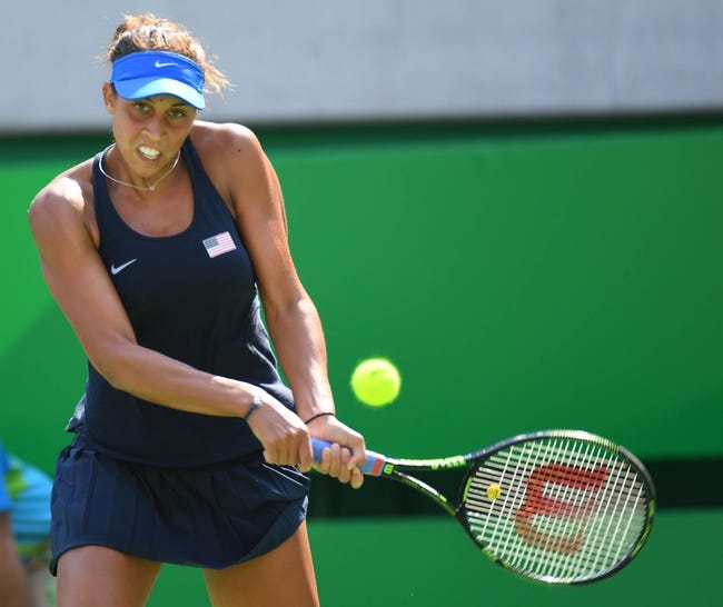 Madison Keys vs. Angelique Kerber 2016 Rio Summer Olympics Semifinal Pick, Odds, Prediction