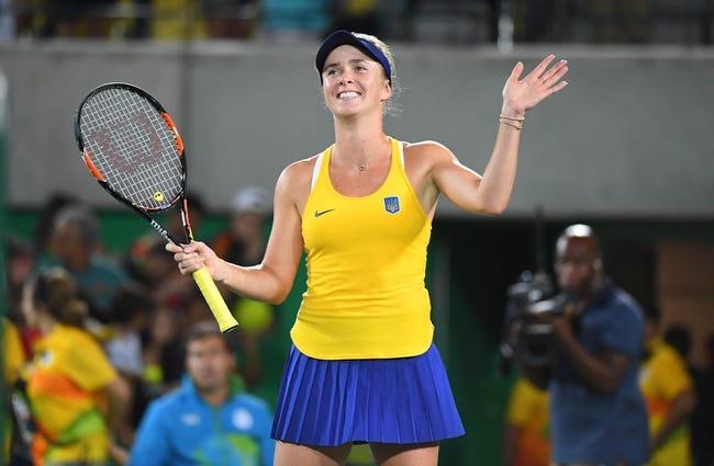 Elina Svitolina vs. Johanna Larsson 2016 Connecticut Open Semifinal Pick, Odds, Prediction