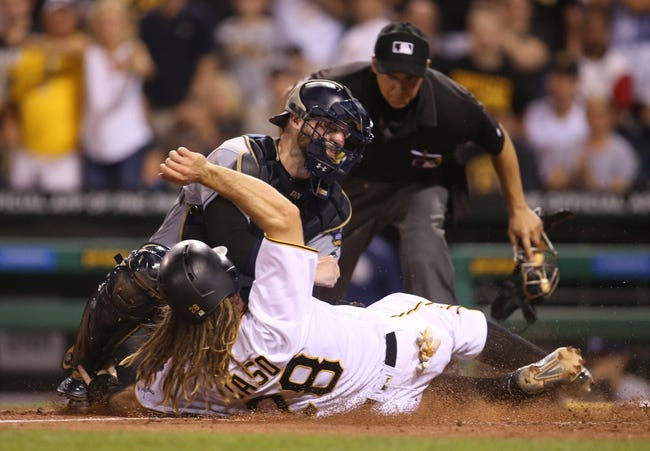 Pittsburgh Pirates vs. San Diego Padres - 8/10/16 MLB Pick, Odds, and Prediction