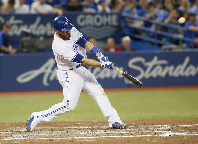 Tampa Bay Rays vs. Toronto Blue Jays - 9/2/16 MLB Pick, Odds, and Prediction
