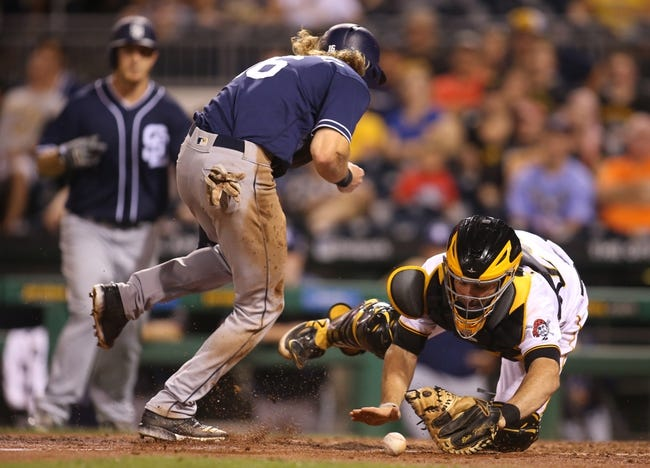 San Diego Padres vs. Pittsburgh Pirates - 7/28/17 MLB Pick, Odds, and Prediction